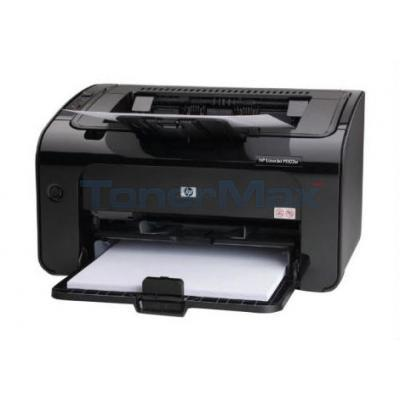 HP LaserJet Pro P1102w